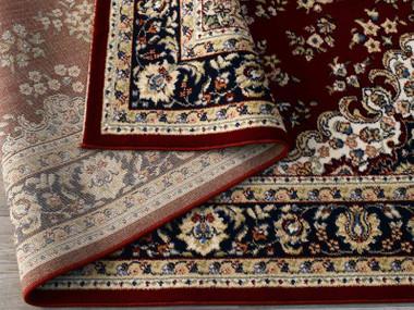 Robuster Perser Design Teppich Kashmir rot | 102031 – Bild 2
