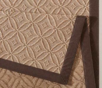 Design Flachgewebe Teppich Infinite Ornament Beige | 102262 – Bild 2