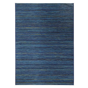 Design Outdoorteppich Lotus Blau melliert | 102444 – Bild 5