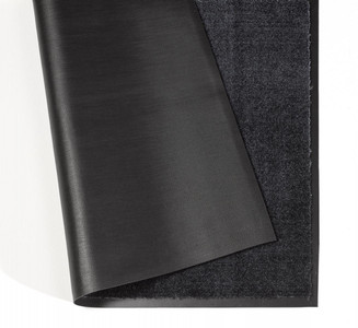 Schmutzfang Fußmatte Soft & Clean Schwarz – Bild 4