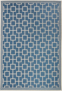 In- & Outdoorteppich Bay Blau | 102481 – Bild 3