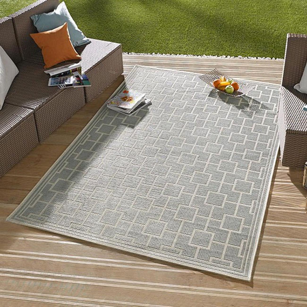 in outdoorteppich bay grau 102482 teppiche outdoor. Black Bedroom Furniture Sets. Home Design Ideas