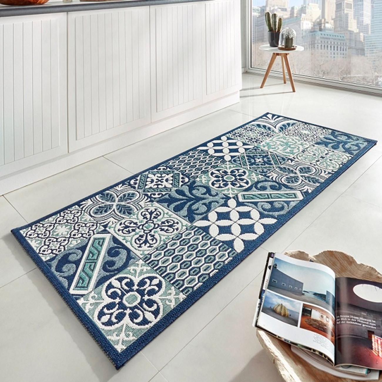 Nett Teal Blau Küche Teppiche Bilder - Ideen Für Die Küche ...