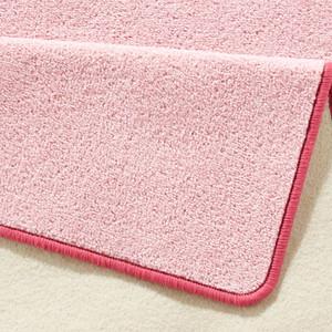 Kurzflor Uni Teppich Fancy einfarbig rosa – Bild 2