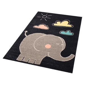 Kinderteppich Spielteppich Elephant Jumbo 120x170 cm | Teppich Kinderzimmer – Bild 1
