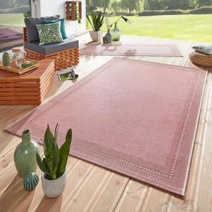 Design Outdoorteppich Ocean Rosa Pink