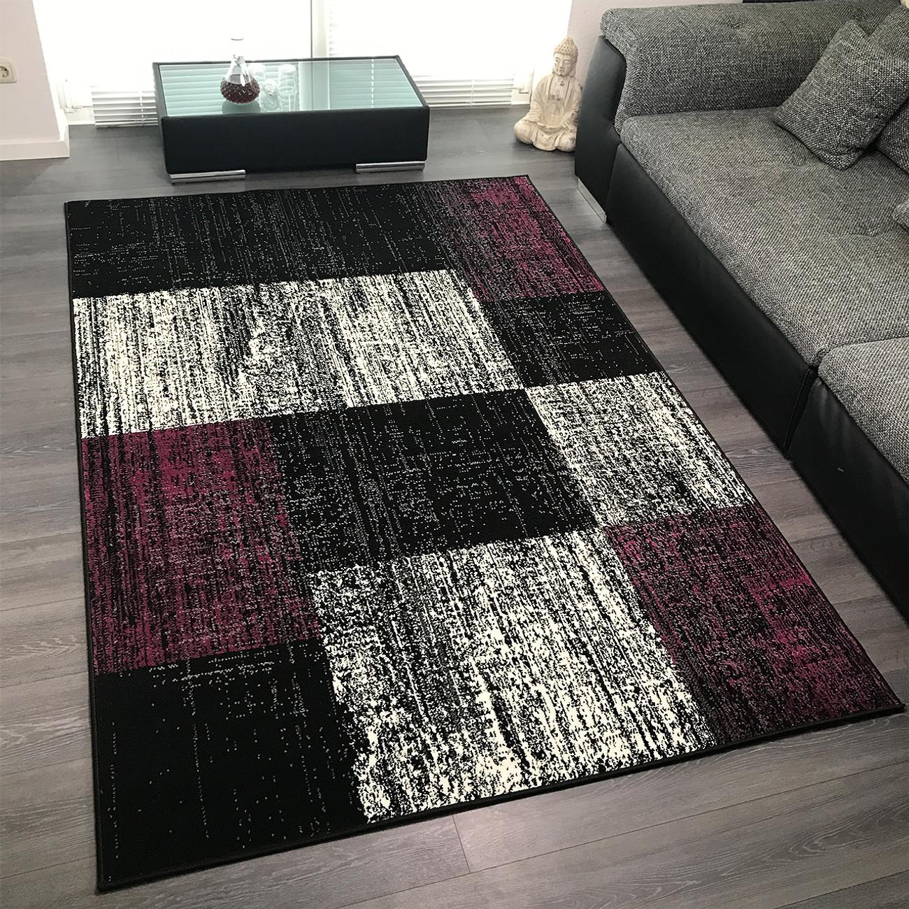 design velours kurzflor teppich 39 patch 39 vintage muster teppiche design teppiche. Black Bedroom Furniture Sets. Home Design Ideas