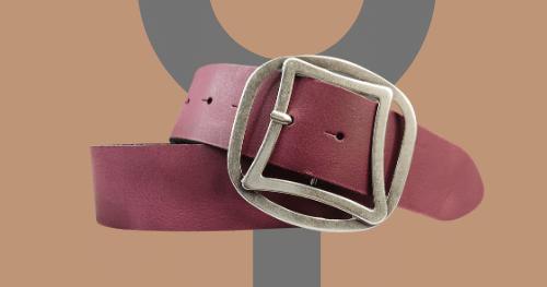 Ladies belts spring 2021