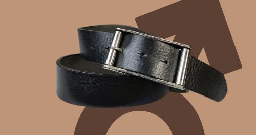 Men's belt spring 2021