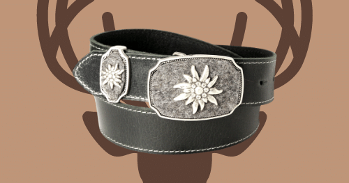 Costume belts spring 2021