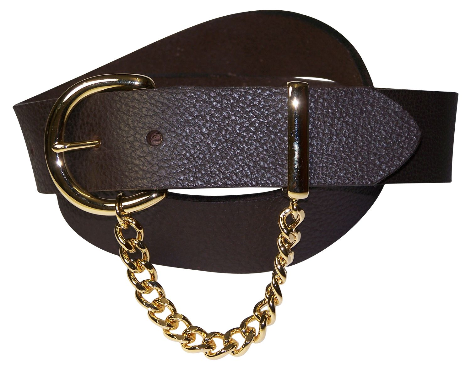 Carrie Beautiful Womens Genuine Leather Belt With A Gold Buckle Women Bags And Chain