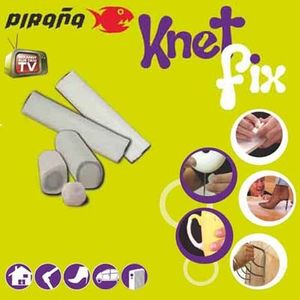 Pirana Epoxy Knetfix 6er Set