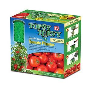 Topsy Turvy Tomate - hängende Gärten – Bild 2