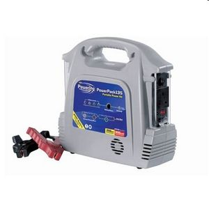 12V Power Pack 135 - Power Station inkl. Wechselrichter u. Kompressor von Ring Automotive RPP135