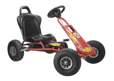 Ferbedo Air Runner ar-1 Go-Cart in zwei Farben – Bild 1