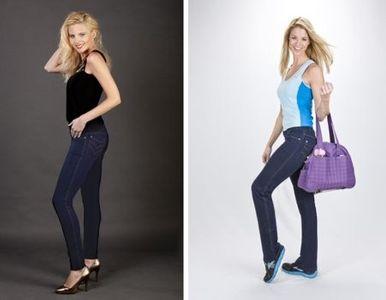 Comfortisse Jeans Skinny - Röhrenjeans – Bild 2