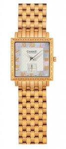 Charmex Paris Gold Damenarmbanduhr