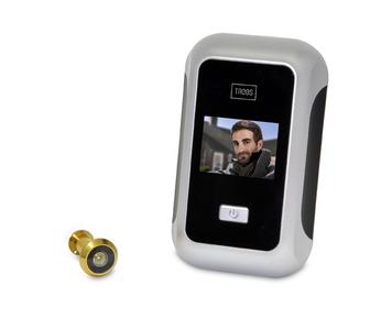 Digitaler Türspion Comfortcam mit LCD – Bild 1