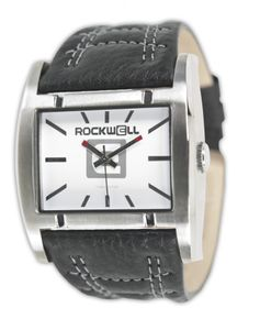 Rockwell Apostle Black Leather/ White AP101 Armbanduhr – Bild 2
