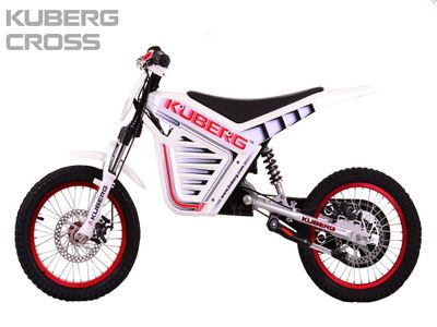 Kinder Cross E-Bike - Modell Cross Kuberg