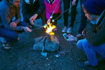 BioLite CampStove Camping-Kocher – Bild 3