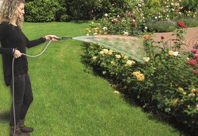 Steel Hose Flexibler, dehnbarer Gartenschlauch aus Edelstahl, 7,62 m – Bild 6