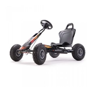 "Ferbedo Go-Cart Air Runner ""Night Rider"" 005710 mit Soundbox"