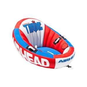 Airhead Towable Wassergleiter Throne für 1 Person