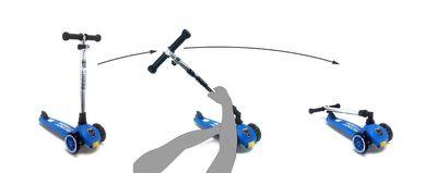 Highwaykick 3 Kickboard Dreiradscooter in vier Farben – Bild 5