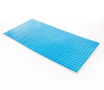 Kühlende Matratze mit Gel 160 x 75 cm