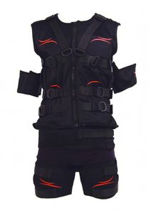 GYMform Electro Fitness Trainer Ganzkörper-Trainingsanzug in 3 Größen