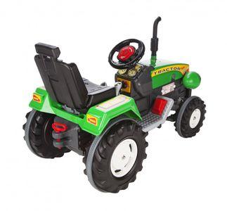 Super Traktor Special - Elektrotraktor 12V mit Anhänger – Bild 3