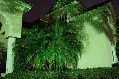 Star Laser Pro Sternen-Projektor Shower sensorgesteuert mit neun Leuchtmodi – Bild 5