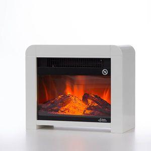 Elektrische Micathermische Heizung Elektrokamin Premium 1200 W in 2 Farben – Bild 1