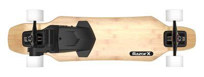 RazorX Longboard Electric Skateboard Elektro-Skateboard – Bild 3