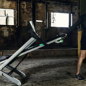 Klappbares Fitness-Laufband Program Pro – Bild 5