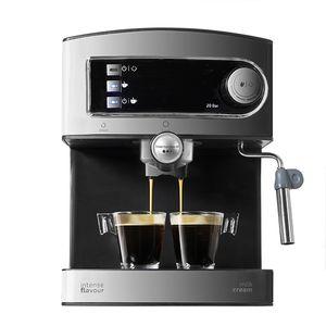 Siebträgermaschine Kaffeemaschine Espressomaschine Design Pro – Bild 1