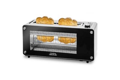 XL Toaster Glass Edition Premium – Bild 1