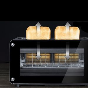 XL Toaster Glass Edition – Bild 7