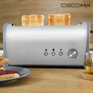 2-Scheiben Toaster Steel Edition – Bild 5