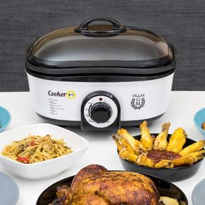 Multi Cooker 8in1 Multifunktionskocher – Bild 4