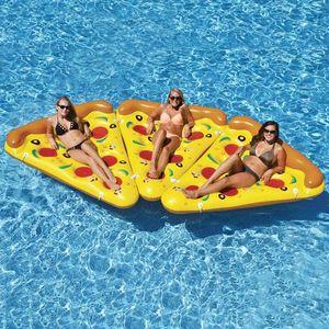 Luftmatratze Pizzaecke – Bild 4