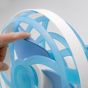 Tischventilator Ice Blue Edition – Bild 2