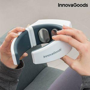 Nackenmassagegerät Premium Relax mit Fernbedienung – Bild 3