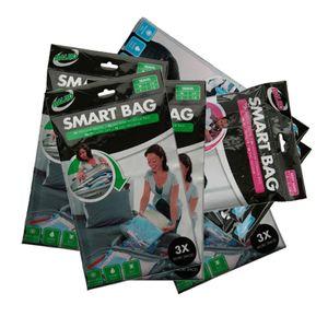 Smart Bag 10 tlg. Vakuum-Aufbewahrungssystem – Bild 1