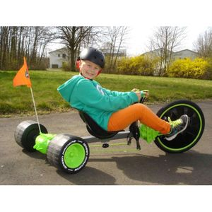 Huffy Green Machine Drift-Trike Minidrifter Dreirad – Bild 7