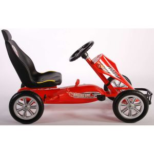 Go Kart - Yipeeh Racing Car Red Racer – Bild 2