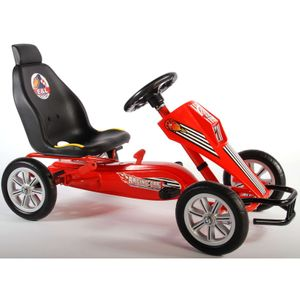 Go Kart - Yipeeh Racing Car Red Racer – Bild 1