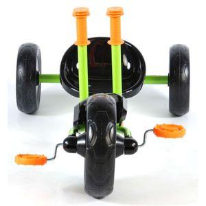 Huffy Green Machine Straßen-Trike Minidrifter Dreirad 10 Zoll – Bild 5