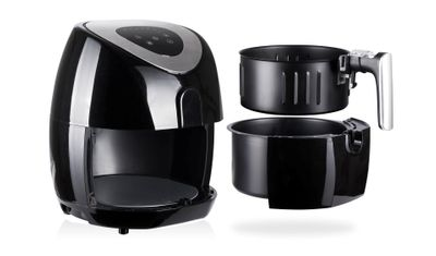 GOCLEVER Hot Air Fryer Heißluftfritteuse 3,2 l 1500 W